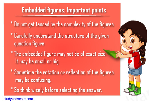 Embedded Figures  Basic Concept  Types Of Embedded Figure