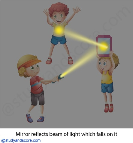 NCERT notes, free, CBSE notes, light, shadow, reflection, Transparent, opaque, translucent, pinhole camera, mirror, light travels in straight lines